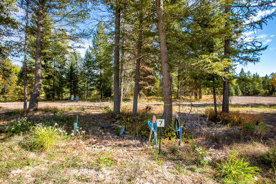 Whitefish Residential Lots & Land For Sale: 358 Bonita Circle