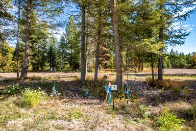 Whitefish Residential Lots & Land For Sale: 358 Bonita Circle