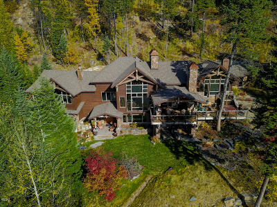 Whitefish Single Family Home For Sale: 1013 Whispering Lane
