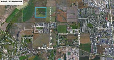 Missoula County Residential Lots & Land For Sale: Ukn England Boulevard