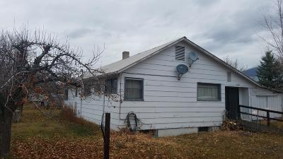 Lincoln County Single Family Home Under Contract Taking Back-Up : 223 11th Street