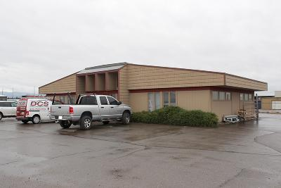 Flathead County Commercial Under Contract Taking Back-Up : 2564 Highway 2 East