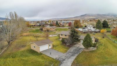Florence MT Single Family Home Under Contract Taking Back-Up : $299,000