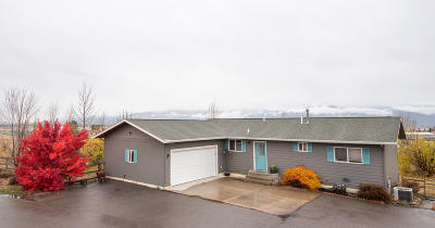 Missoula Single Family Home For Sale: 6003 Airway Boulevard