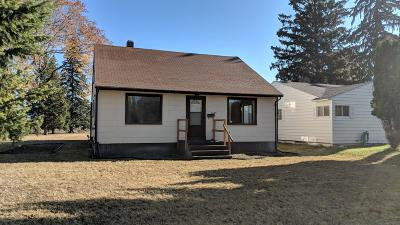 Kalispell Single Family Home Under Contract Taking Back-Up : 1205 8th Avenue East