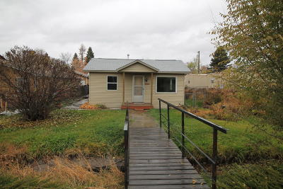 Missoula Single Family Home For Sale: 2030 South 6th Street West