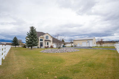 Missoula Single Family Home For Sale: 9132 Snow Flake Court
