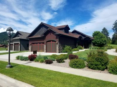 Missoula Single Family Home Under Contract Taking Back-Up : 708 Anglers Bend Way