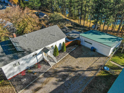 Missoula Single Family Home Under Contract Taking Back-Up : 6675 Juniper Drive