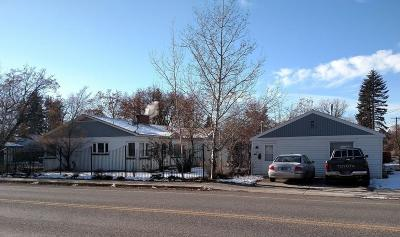 Multi Family Home For Sale: 540 East Kent Avenue