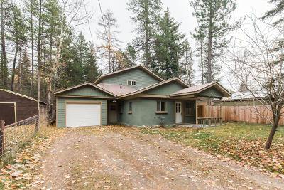 Columbia Falls, Hungry Horse, Martin City, Coram Single Family Home For Sale: 115 2nd Street West
