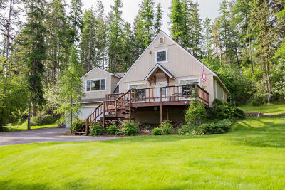 Lakeside, Somers Single Family Home Under Contract Taking Back-Up : 268 Blacktail Road