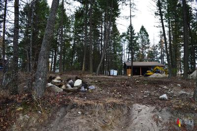 Flathead County Residential Lots & Land Under Contract Taking Back-Up : 247 Deer Trail
