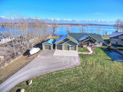 Flathead County Single Family Home For Sale: 52 Mountain Star Shores