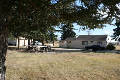 Stevensville Single Family Home For Sale: 4468 Illinois Bench Road