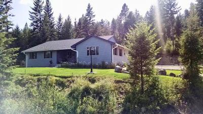 Lincoln County Single Family Home For Sale: 71 Gernert Mountain Road