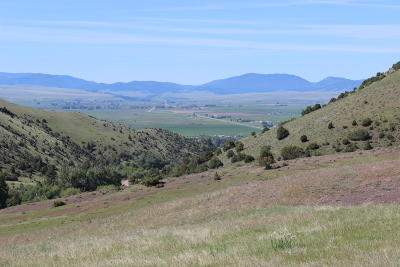 Drummond Farm & Ranch For Sale: Nhn Edwards Gulch