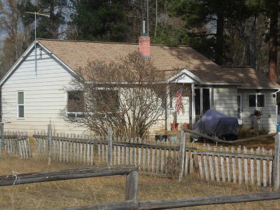 Florence MT Single Family Home For Sale: $360,000