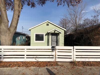 Missoula Single Family Home Under Contract Taking Back-Up : 1428 Defoe Street