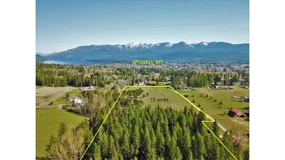 Whitefish Residential Lots & Land For Sale: 547 West 9th Street