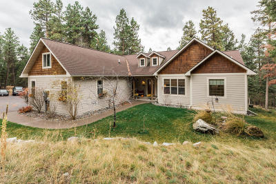 Kalispell Single Family Home For Sale: 189 High Road