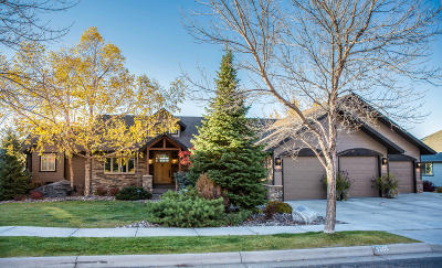 Missoula Single Family Home For Sale: 5205 Laree Court