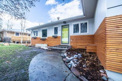 Missoula Single Family Home Under Contract Taking Back-Up : 2320 Skyline Drive