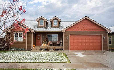 Missoula Single Family Home For Sale: 5341 Horn Road