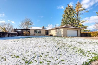 Missoula Single Family Home For Sale: 3909 Belle Lane
