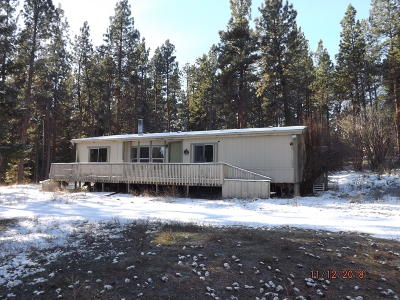 Ravalli County Single Family Home For Sale: 1159 Garden Place