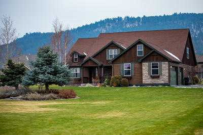 Flathead County Single Family Home Under Contract with Bump Claus: 304 Stoneridge Drive