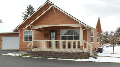 Missoula Single Family Home For Sale: 1337a Lily Court
