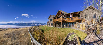 Log Homes For Sale In Missoula County Mt
