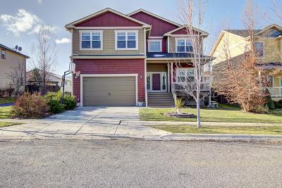 Missoula MT Single Family Home For Sale: $389,900