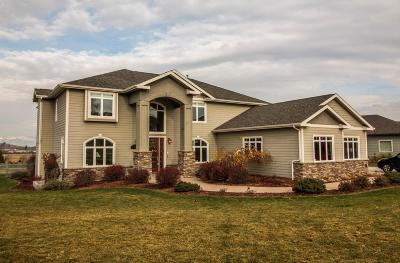 Missoula Single Family Home For Sale: 6209 Lower Miller Creek Road