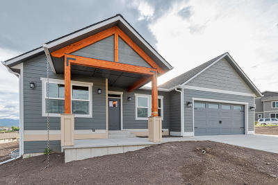 Missoula MT Single Family Home For Sale: $429,900