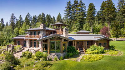 Flathead County Single Family Home For Sale: 63 Harlequin Court