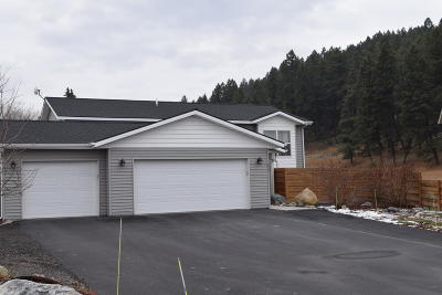 Flathead County Single Family Home For Sale: 233 Lupine Drive