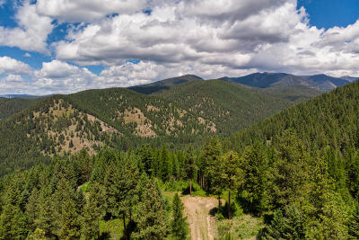 Missoula County Residential Lots & Land For Sale: 350 Colorado Gulch Road