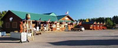 Flathead County Commercial For Sale: 10630 Highway 2 East