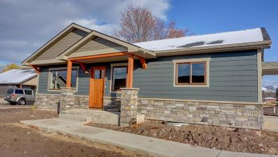 Missoula Single Family Home For Sale: 3917 Cartwright Way