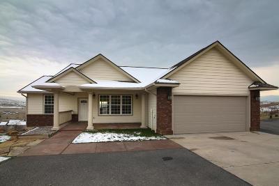 Missoula Single Family Home For Sale: 11906 O'keefe Creek Boulevard