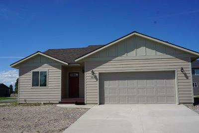 Single Family Home For Sale: 1019 Clark Fork Drive