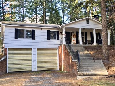 Flathead County Single Family Home For Sale: 1655 North Fork Road