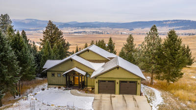 Flathead County Single Family Home For Sale: 327 Bison Circle Drive