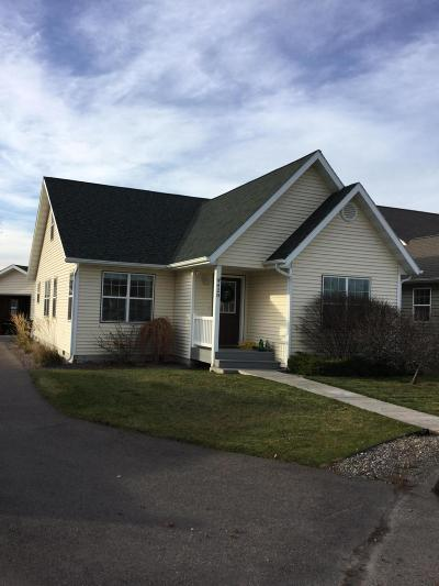 Kalispell MT Single Family Home For Sale: $244,000