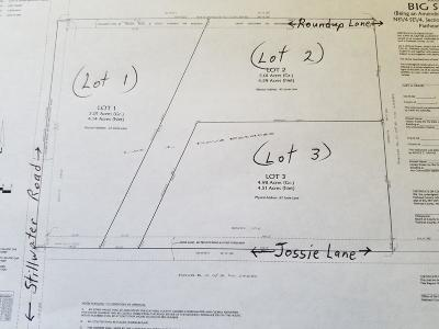 Flathead County Residential Lots & Land Under Contract Taking Back-Up : 67 Jossie Lane