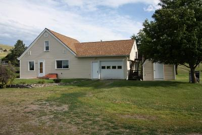 Missoula MT Single Family Home For Sale: $289,000