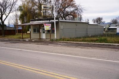 Charlo MT Commercial For Sale: $115,000