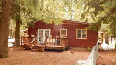 Lincoln County Single Family Home For Sale: 179 Swanson Lodge Road